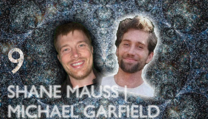 Mind Meld 9 | Evolving New Senses With Shane Mauss and Michael Garfield