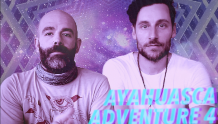 AYAHUASCA ADVENTURE 4 | The Mysterium Tremendum with Colin Frangicetto