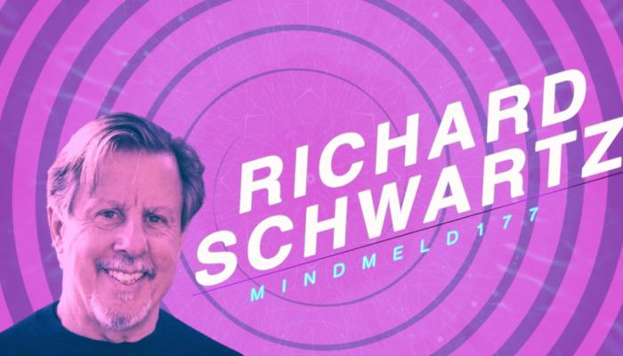 Mind Meld 177 | Man Is Legion with Dr. Richard Schwartz