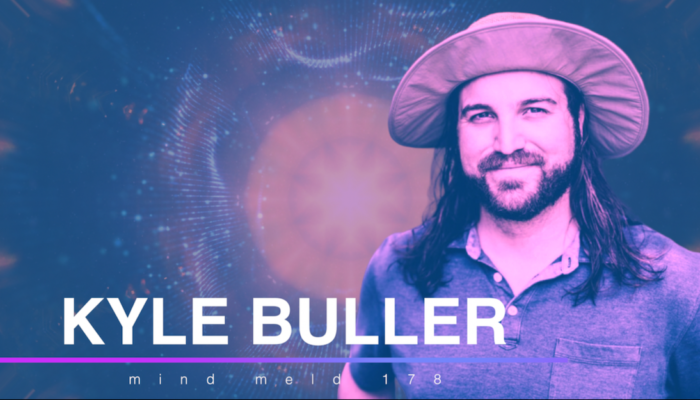 Mind Meld 178 | The Other Side of Death's Door with Kyle Buller
