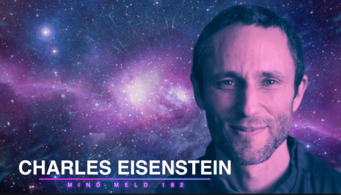 Mind Meld 182 | Giving Birth to a New Myth with Charles Eisenstein