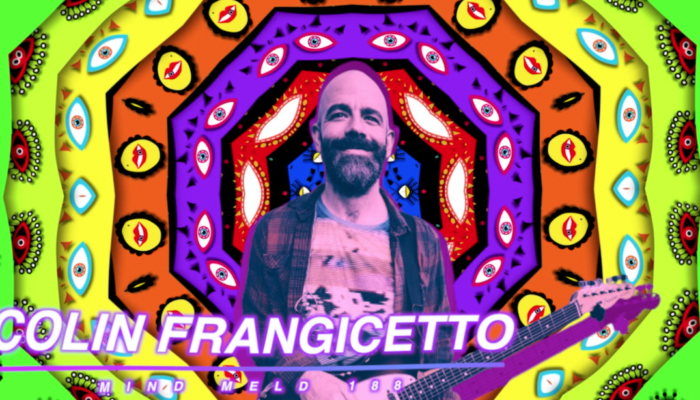 Mind Meld 188 | The Gnostic Boogie with Colin Frangicetto